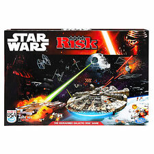 Star Wars Risk Board Game the force awakens New sealed