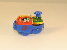 Blue Wind up Locomotive Toy  (3913)