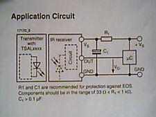 Ir Sensor & Emitter Kit 10 Sensors w/preamp &10 emitter Usa Seller!