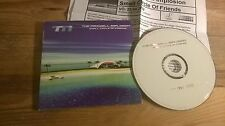 CD pop Maxwell implosion-small Circle of Friends (2 chanson) promo labels CB