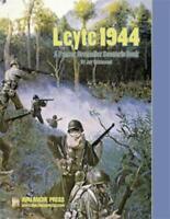 Avalanche Wargame Panzer Grenadier - Leyte 1944 New
