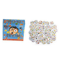 1Set Spot It Find It Board Game Cards Portable Fast-Paced Observation Toy YRDFU