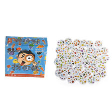 1Pc  Find It Board Game Cards Portable Fast-Paced Observation Toy  YH