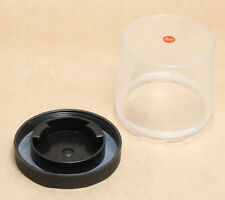 Leica Leitz objektivbox per un Leica R/SL-obiettivo 28,35,50 mm 70er anni (30)