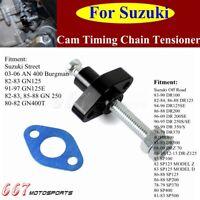 ATV Racing Cam Chain Tensioner For Suzuki LTA 750 King Quad 750 2005-2020 Black
