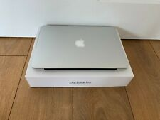 "Macbook Pro 13"" 2.9 GHZ 8GB RAM 512GB SSD MF841B/A LAPTOP MINT"