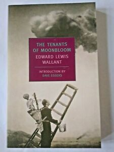 The Tenants Of Moonbloom: Edward Lewis Wallant (NYRB Classics) Dave Eggers Intro