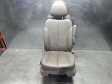 KIA CARNIVAL/GRAND CARNIVAL FRONT SEAT RH FRONT(DRIVER), VQ, LEATHER 01/06-12/14