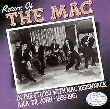 Mac Rebennack (Dr. John) & Others - Return Of The Mac - In The Studio With Ma...