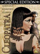 Cleopatra (3 Disc Special Edition) [1963] [DVD] Elizabeth Taylor, Richard Burton