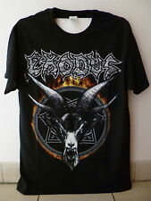"EXODUS ""European summer tour 2016"" t.shirt-unworn-M-Testament,Death Angel"