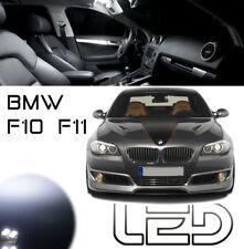 PACK BMW F10 F11 19 ampoules LED plafonnier coffre sols 520 523 525 530 535 550