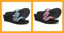 Teva ~ Mush Mandalyn Loma Women's Wedge Sandals $30 NWT
