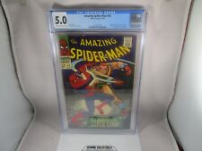 """Vintage"" SPIDER-MAN ""The Birth of a Super-Hero VOLUME 1 #42 CGC GRADE 5.0 1966"