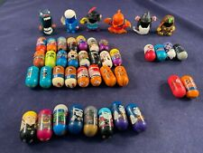 Mighty Beanz and Bodz Costumes Moose Vintage Lot 37 Beans 6 Bodz