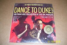 Vintage Pre Owned Vinyl Lp Album - Dance to Duke!  His Piano & Orchestra