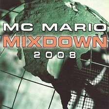 Mixdown 2008 MC Mario MUSIC CD