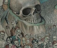 Zombie Fabric, BTY, Night Walkers, Alexander Henry