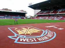 WESTHAM UNITED UPTON PARK A3 260gsm POSTER