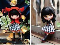 Takara CWC Blythe Middie Blythe doll Cute Little Dee Cute little Devil 1/8 Doll