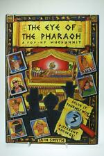 The Eye of the Pharaoh A Pop Up Who Dunnit Book (1995) Hardcover PA211