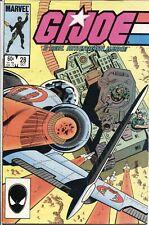GI Joe ARAH (1982 Series) #28 October 1984 Marvel FN- 5.5