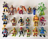 Various Teenage Mutant Ninja Turtles Action Figures & Villains - Multi Listing B