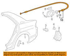 TOYOTA OEM 01-03 Prius Quarter Panel-Release Cable 7703547020