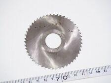FromEU* Slitting Slotting Blade Saw Milling Cutter 80x1.2x22mm HSS USSR TopQuali