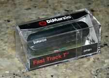 Dimarzio rápido TRACK T Fender Tele Telecaster medio salida pastilla del puente-DP381