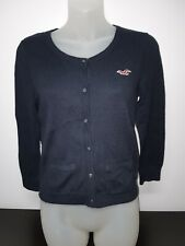 Hollister Cartigan Sweater Womens Size M Long Sleeve Cotton