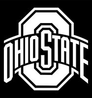 Ohio State Buckeyes College Logo Vinyl Decal Sticker Car Truck Window