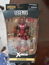 Marvel Legends Series X-Men - Build-A-Figure Juggernaut - Deadpool