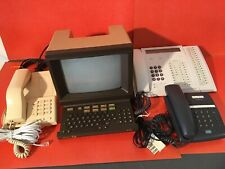"Lot Vintage Minitel / Téléphone / Standard ""0189"""