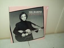 Neil Diamond the best years of our lives Lp 1988 Columbia Oc 45025 Sealed