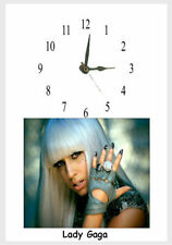 LADY GAGA  Wall clock  Great gift