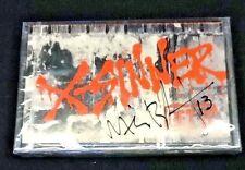 """CASSETTE TAPE A&M X-Sinner """"GET IT""""  Cassette CLASSIC LEGENDARY ROCK BAND"""