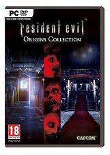 Resident Evil Origins Colección (PC-DVD) NUEVO PRECINTADO