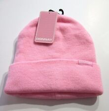 Pink Beanie Hat Ladies Womens Donnay Product