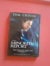 Minority Report Dvd, 2-Disc Set, Widescreen Tom Cruise