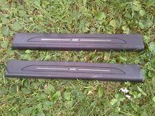 2003 - 2007 SAAB 93 9-3  ARC FRONT  R&L DOOR TRIM MOLDING OEM
