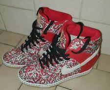 Nike Liberty of London Dunk Sky High LIB Lagos UK 4 US 6.5 EU 37.5 Wedge Rare
