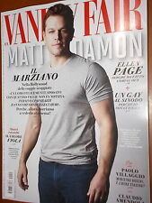 Vanity Fair 2015 41#Matt Damon,Zoe Kravitz,Ellen Page,Linda Gray,Matilde Gioli,p