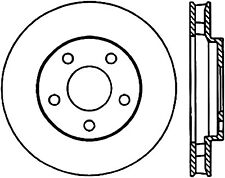 Disc Brake Rotor-FWD, Rear Drum Front Left Stoptech 128.62057L