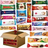 Mystery Sweet Gift Box European Snack Chocolate Bars Candies Assortment Sweets