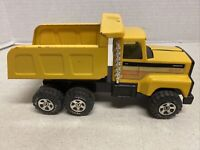 Nylint Yellow Construction Dump Truck