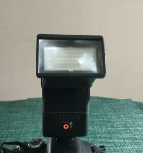 Pentax ,AF 240Z, Bounce Head Flash.Tested (See photos)