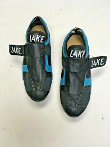 Lake Cycling Shoes Vintage size 41
