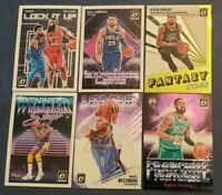 2018-19 Optic Express Features Features League Leaders Winner Inserts You Pick