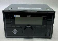 JVC KW-R940BTS 2-DIN CD Reciever Good Condition